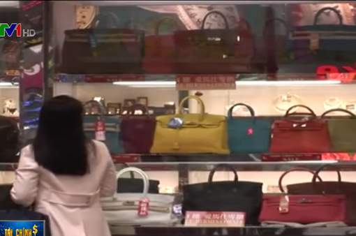 Khách Trung Quốc thờ ơ với thời trang xa xỉ của châu Âu