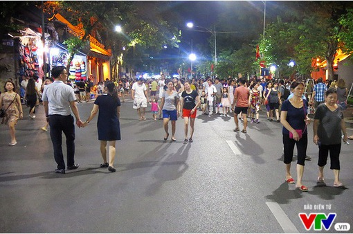 Nhiều hoạt động văn hóa sẽ được tổ chức tại khu phố cổ Hà Nội