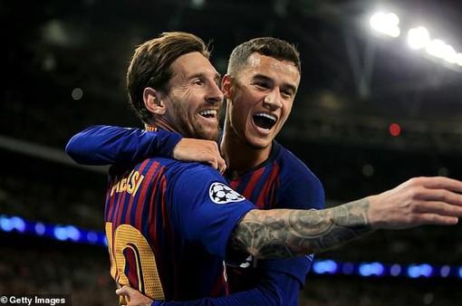 ĐHTB vòng bảng thứ 2 Champions League: Hàng công siêu khủng