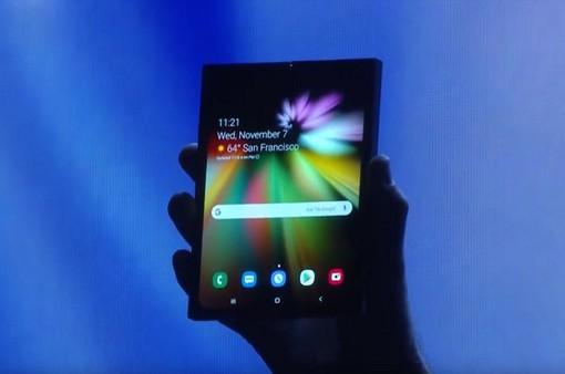 Samsung tuyên bố tung ra ít nhất 1 triệu chiếc smartphone với màn hình gập