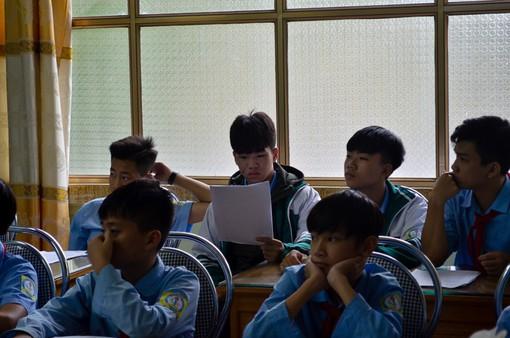 Nhiều tác phẩm phim ngắn từ học sinh Lào Cai gửi về cuộc thi phòng chống tác hại của thuốc lá
