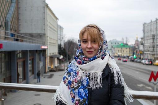 Khăn choàng Pavlovsky Posad - Món quà ấm áp từ nước Nga