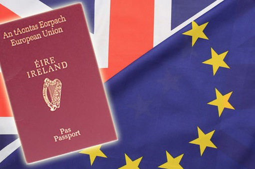 Sốt hộ chiếu Ireland trước thềm Brexit