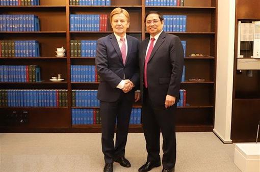 Phần Lan khẳng định ủng hộ tăng cường quan hệ hợp tác Việt Nam - EU