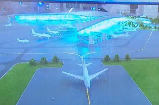 Bàn giao mặt bằng xây dựng sân bay Long Thành trước 2021