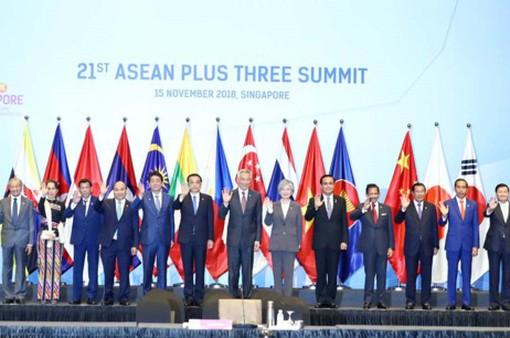 ASEAN+3 ủng hộ nỗ lực hướng tới phi hạt nhân hóa bán đảo Triều Tiên