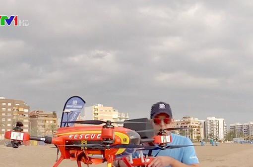 Thiết bị bay không người lái cứu hộ trên biển