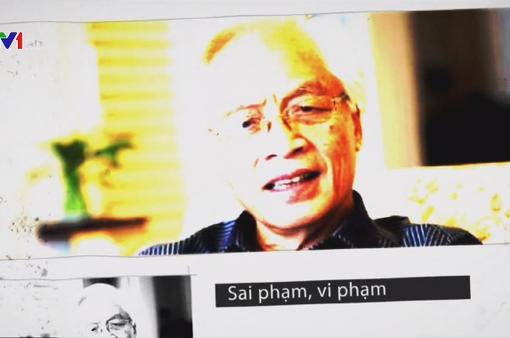 Xử lý kỷ luật ông Chu Hảo - Việc cần thiết để giữ gìn tính nghiêm minh trong kỷ luật Đảng