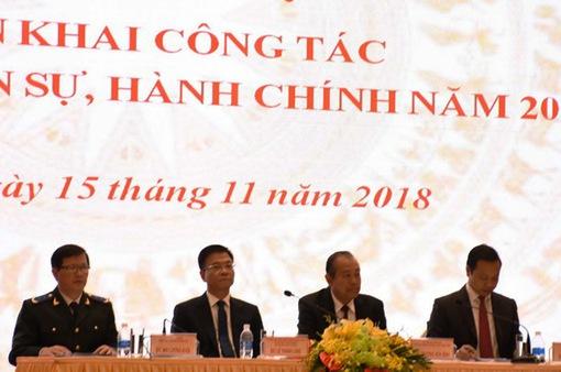 Triển khai thi hành án dân sự và hành chính năm 2019
