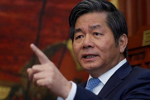 Vụ AVG: Xem xét thi hành kỷ luật nguyên Bộ trưởng Bùi Quang Vinh