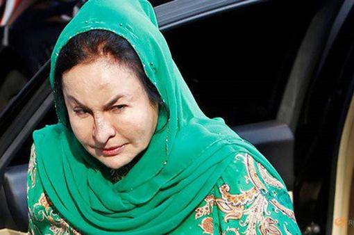 Vợ cựu Thủ tướng Malaysia chịu thêm cáo buộc