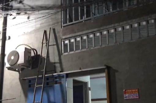 Giúp em gái làm nhà, thanh niên bị điện giật chết