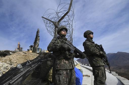 Truyền thông Triều Tiên chỉ trích Hàn Quốc tiến hành tập trận