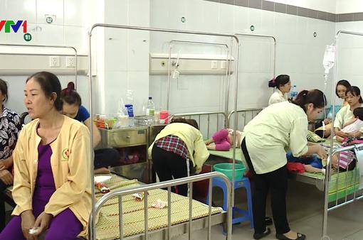 Trẻ mầm non ở Hà Nội bị ngộ độc do vi khuẩn Salmonella 2