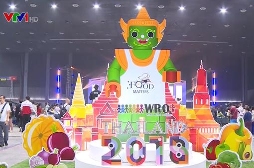 500 đội thi tham dự Cuộc thi sáng tạo robot toàn cầu 2018