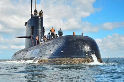Tìm thấy tàu ngầm Argentina sau 1 năm mất tích