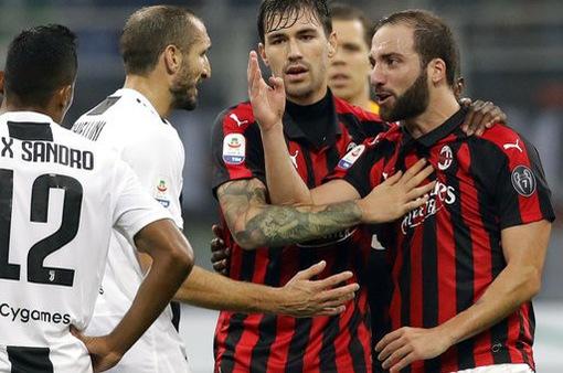 C.Ronaldo không thể ngừng ghi bàn, Juventus hạ gục AC Milan