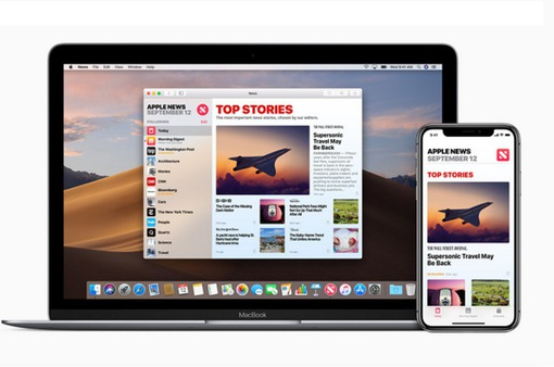 Apple News cam kết nói không với tin giả