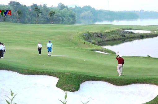 Đẩy mạnh quảng bá du lịch Golf ở Việt Nam