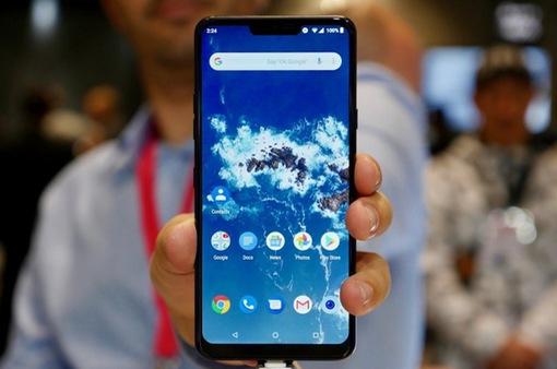 LG G7 One - Smartphone đầu tiên của LG chạy Android 9 Pie