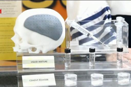 Phát triển xi măng sinh học tái tạo xương