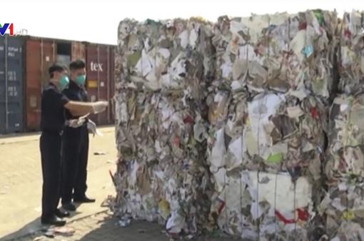 Trung Quốc cấm nhập khẩu 32 loại chất thải rắn