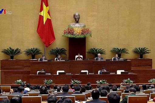 Quốc hội đã thông qua Luật Phòng, chống tham nhũng (sửa đổi)