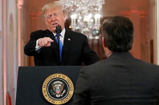 Tổng thống Trump và CNN: Cuộc chiến pháp lý kết thúc