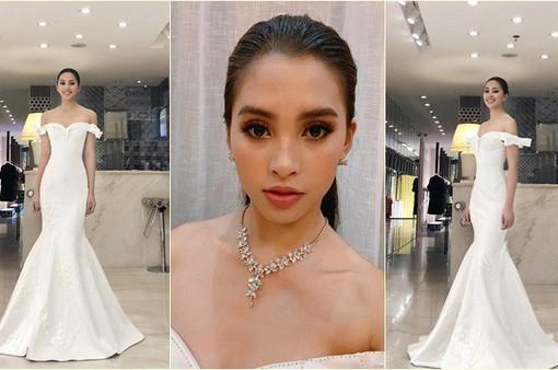 Hoa hậu Tiểu Vy lọt Top 32 phần thi thời trang tại Miss World