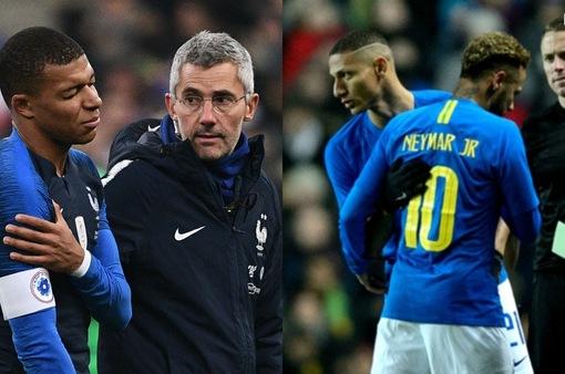 Mbappe và Neymar có nguy cơ cao lỡ hẹn đại chiến Liverpool
