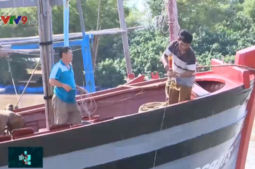 Cảnh báo tàu thuyền neo đậu không đúng nơi quy định