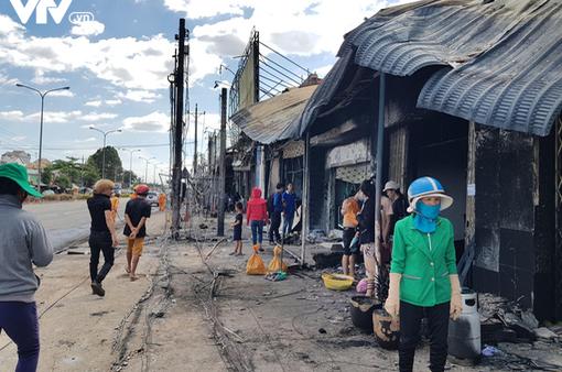 Công bố thiệt hại vụ xe bồn khiến 6 người tử vong tại Bình Phước