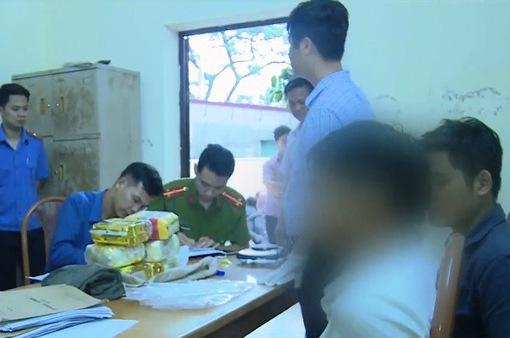 Bắt đối tượng vận chuyển 6kg ma túy đá tại Hải Phòng