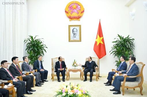 Việt Nam hỗ trợ Lào hoàn thiện thể chế