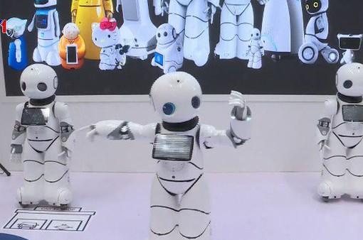 Nở rộ ngành công nghiệp robot tại Trung Quốc