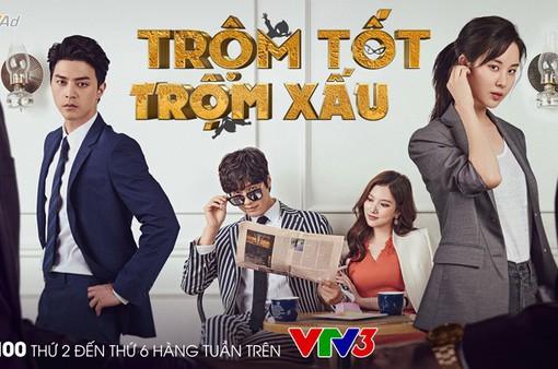 Đón xem phim truyện Hàn Quốc mới trên VTV3: Trộm tốt, trộm xấu