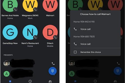 Google thiết kế lại giao diện Favorites, thay icon vuông bằng icon tròn