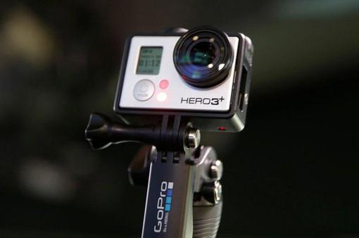 GoPro ra khỏi thị trường Trung Quốc