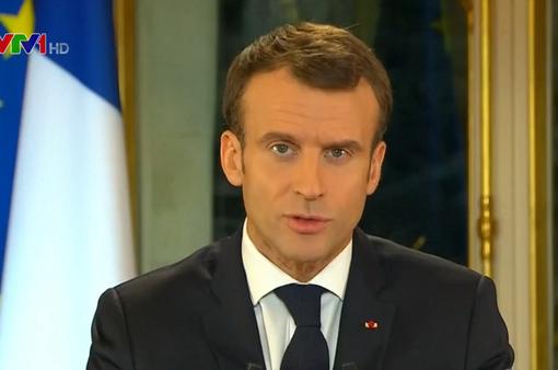 Dư luận Pháp ủng hộ biện pháp cải cách tiền lương của Tổng thống Macron