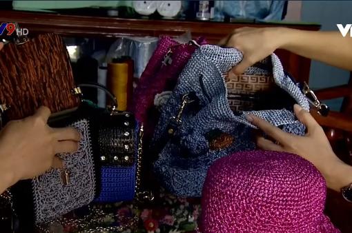 """Kinh nghiệm chọn túi """"handmade"""" bền, đẹp"""