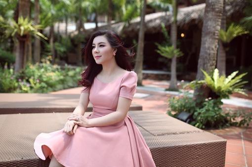 """Ca sĩ Bùi Lê Mận: """"Sao Mai là cuộc thi lớn nhất về thanh nhạc"""""""