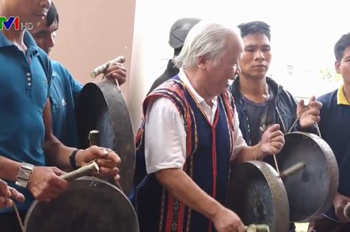 Bình Định hỗ trợ cồng chiêng cho 119 buôn làng