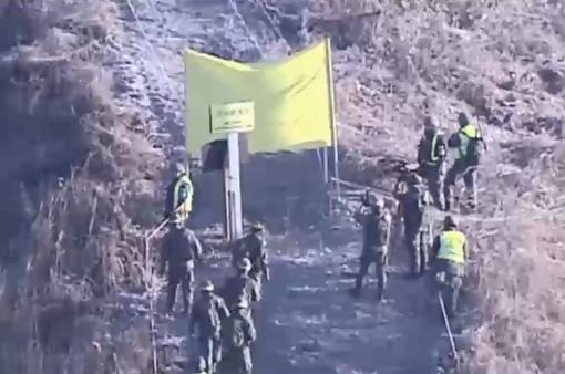 Hoàn tất kiểm chứng việc phá hủy các trạm gác biên giới liên Triều