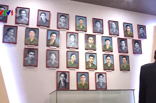 Tri ân những liệt sỹ thanh niên xung phong Đại đội 915