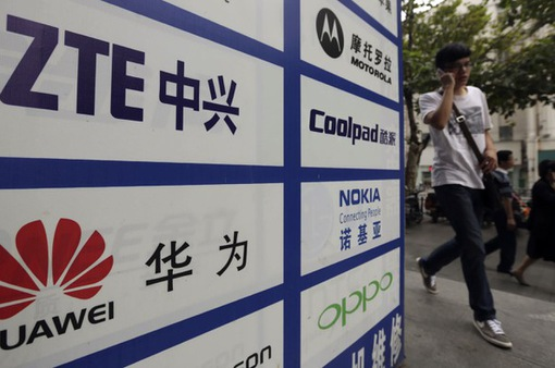 Huawei, ZTE bị tẩy chay tác động thế nào đến DN Nhật Bản?