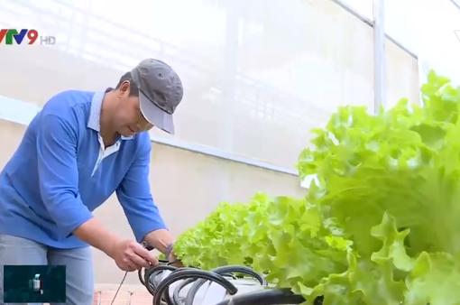 Lâm Đồng phát triển mô hình nông nghiệp thông minh