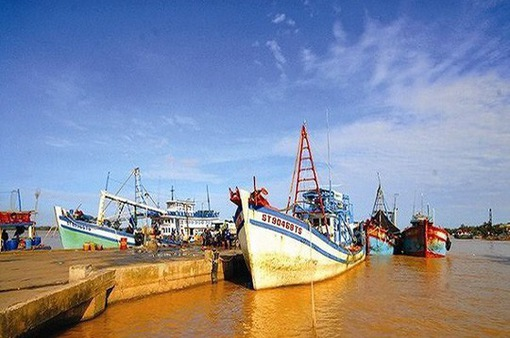 Đề xuất xây dựng cảng biển nước sâu tại cửa biển Trần Đề, Sóc Trăng
