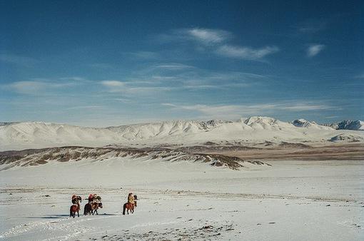 Những bức ảnh mê hoặc về Mông Cổ