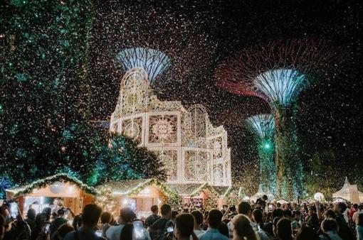 5 lý do nên chọn Singapore là điểm đến dịp cuối năm