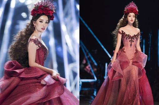 Hoa hậu Tiểu Vy - Đỗ Mỹ Linh giống nhau đến ngỡ ngàng